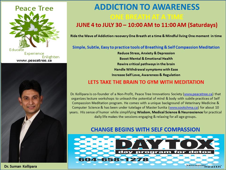 Daytox Meditation Program